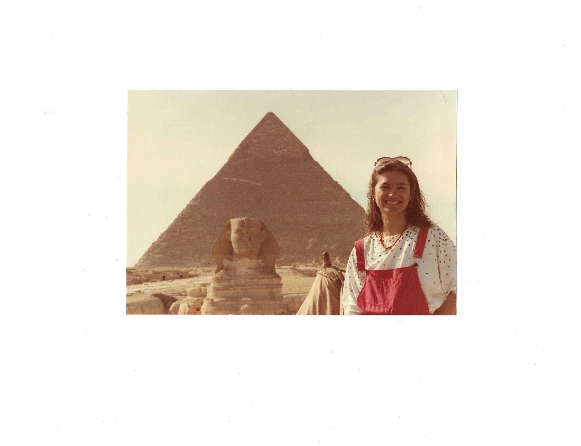En El Cairo en el año 81