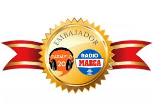 Embajadora de Paralelo 20 de Radio Marca